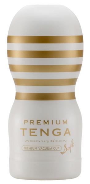 PREMIUM TENGA PREMIUM VACUUM CUP SOFT(プレミアムテンガ プレミアム・バキュームカップ ソフト)【VC対応】